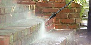 Limpieza de aceras paredes con hidrolavadora magic clean - Limpieza de moho en paredes ...